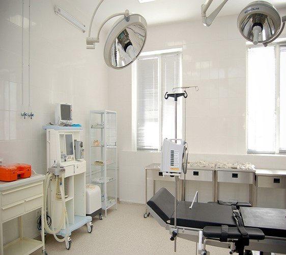 Областная детская клиническая больница №6<br> г. Днепр  ул. Космическая